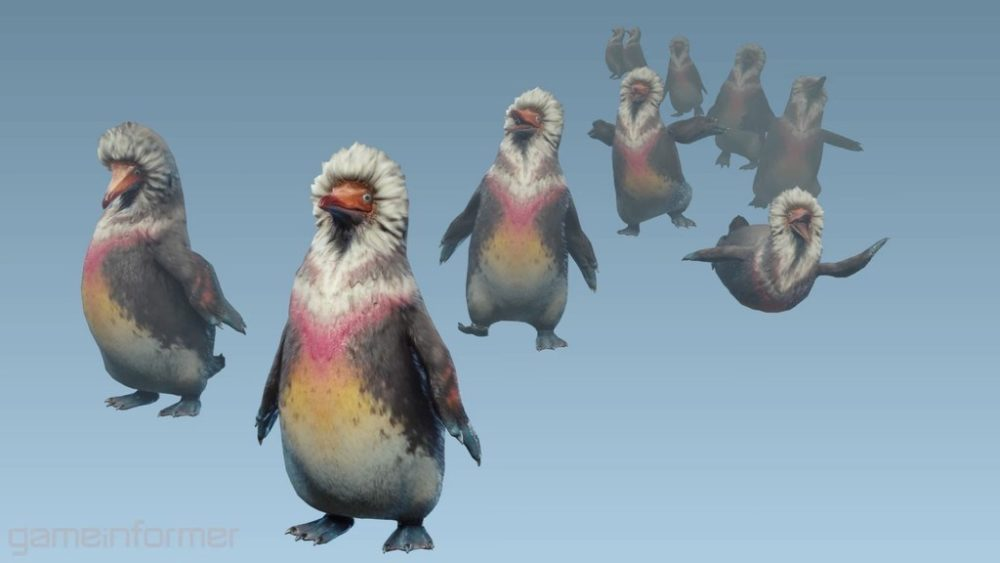 の 捕獲 ブクレ ペンギン キ