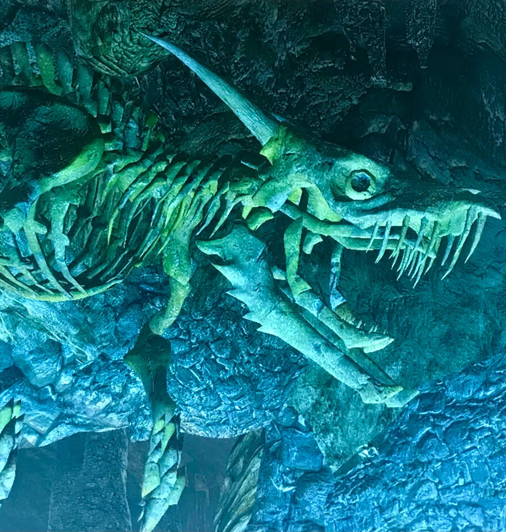 【MHRise】溶岩洞の手記にある脈動のような地面の振動の正体がこの骨っぽいんだけど・・・【モンハンライズ】