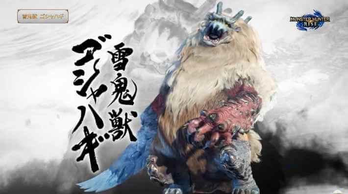 【MHRise】ゴシャハギは今までにないモンスターって感じで好き・・・!【モンハンライズ】