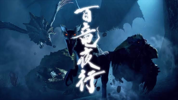 【MHRise】百竜夜行のモンスター達は逃げてるだけなんだよなぁ…【モンハンライズ】